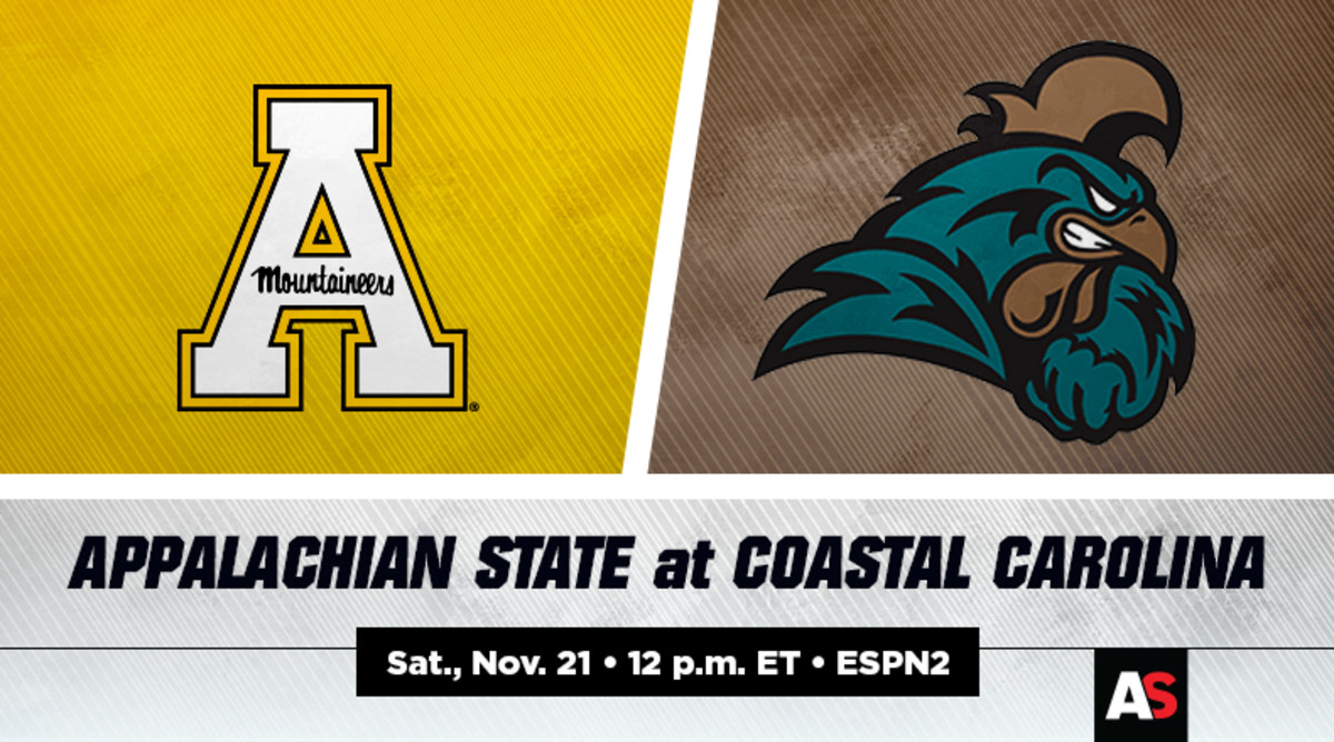 Appalachian State vs. Coastal Carolina (CCU) Football Prediction and Preview
