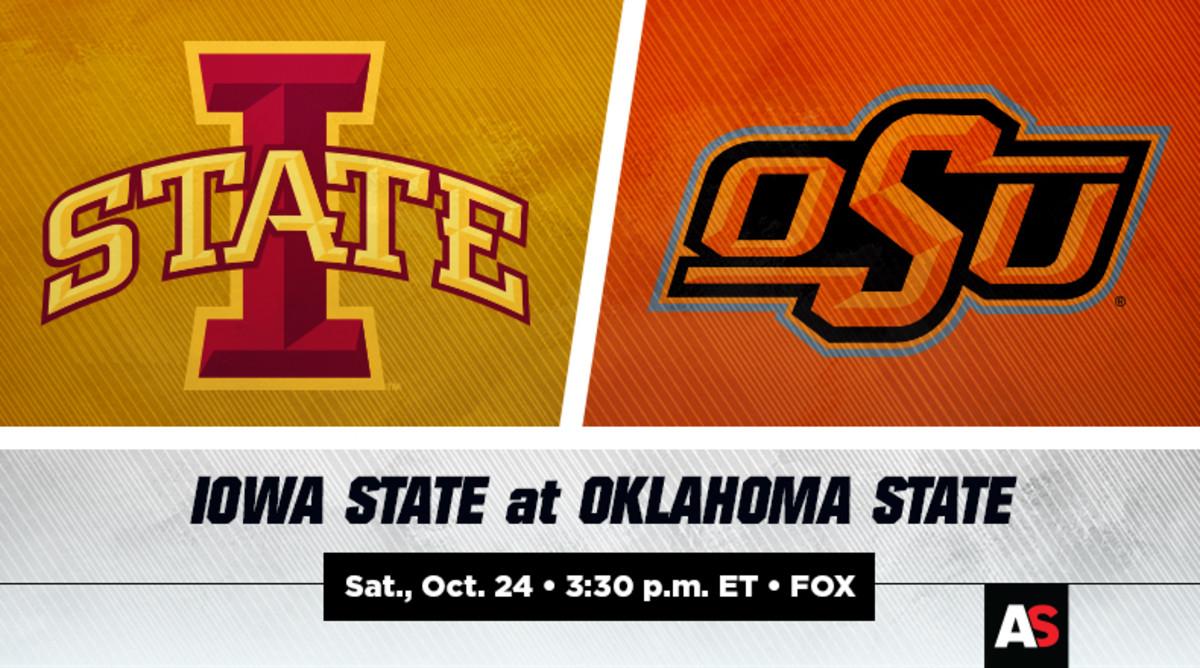 Iowa State (ISU) vs. Oklahoma State (OSU) Football Prediction and Preview