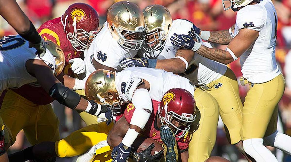 Notre Dame Football: How the Fighting Irish Have Fared vs. Pac-12 Teams