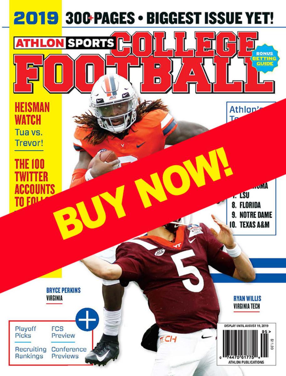 Virginia College Football Magazine