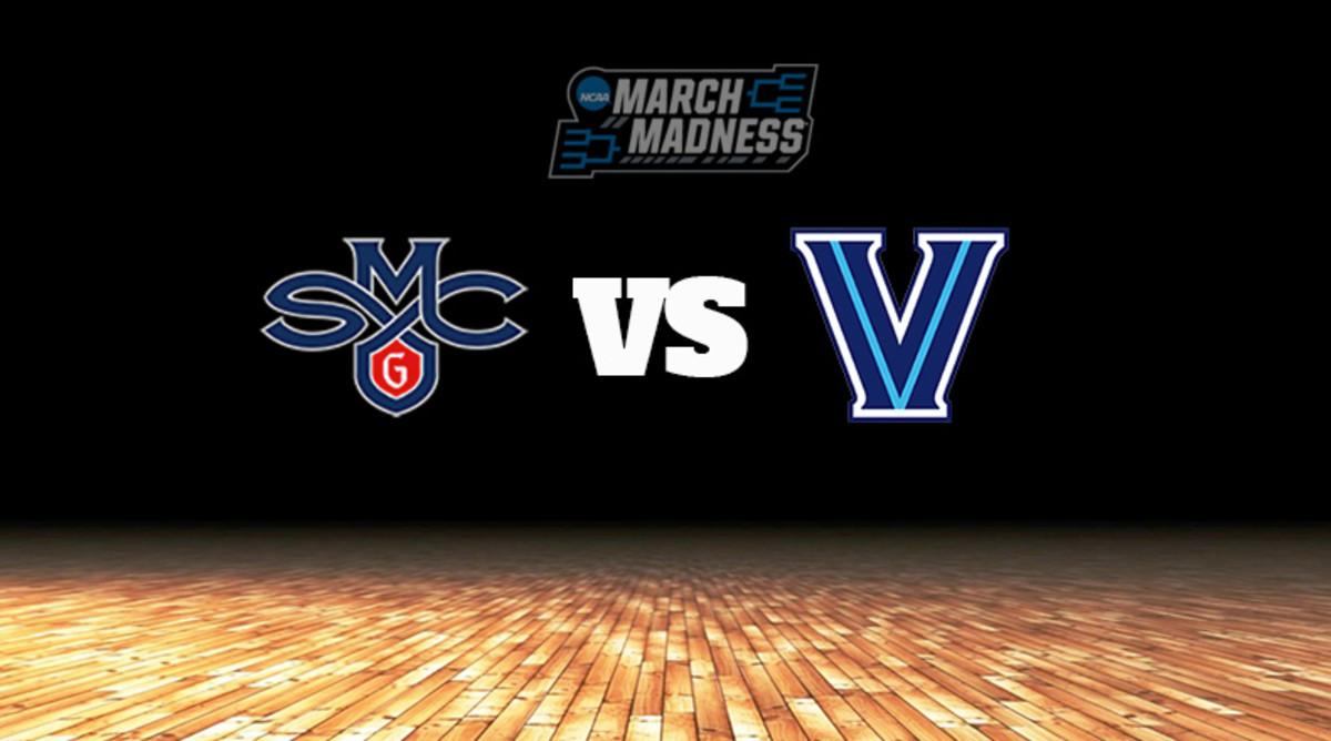 Saint Mary's Gaels vs. Villanova Wildcats Prediction: NCAA Tournament First Round Preview