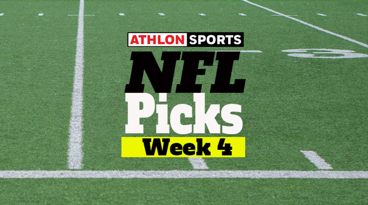 NFL Predictions: Week 4 Picks for Every Game