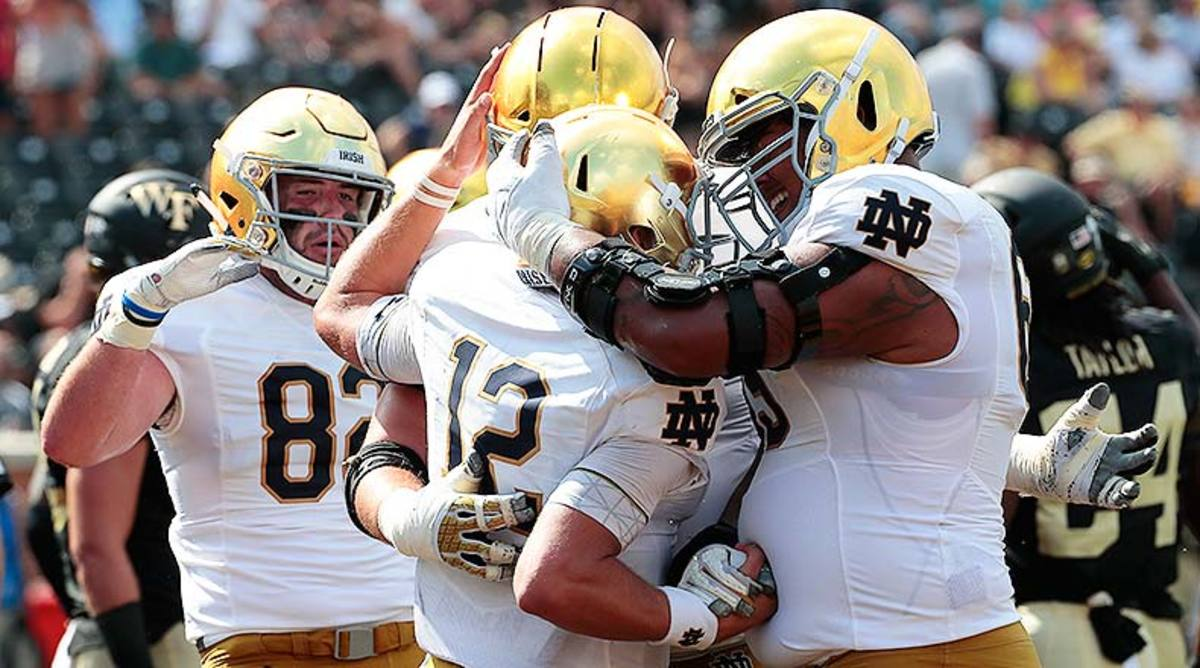 Notre Dame (ND) vs. Pittsburgh Football Prediction and Preview