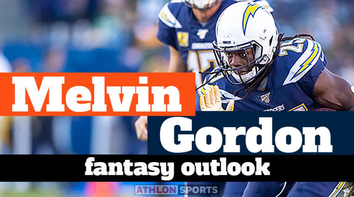 Melvin Gordon: Fantasy Outlook 2020