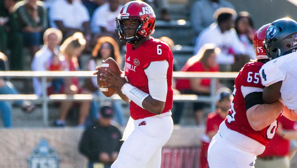 FCS Football: Expect Familiar Conference Favorites in 2019: Jacksonville State QB Zerrick Cooper