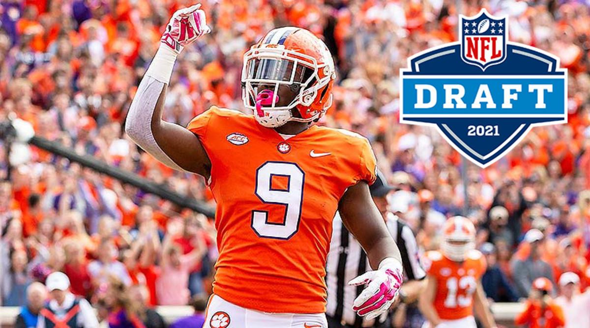 2021 NFL Draft: Running Back Rankings