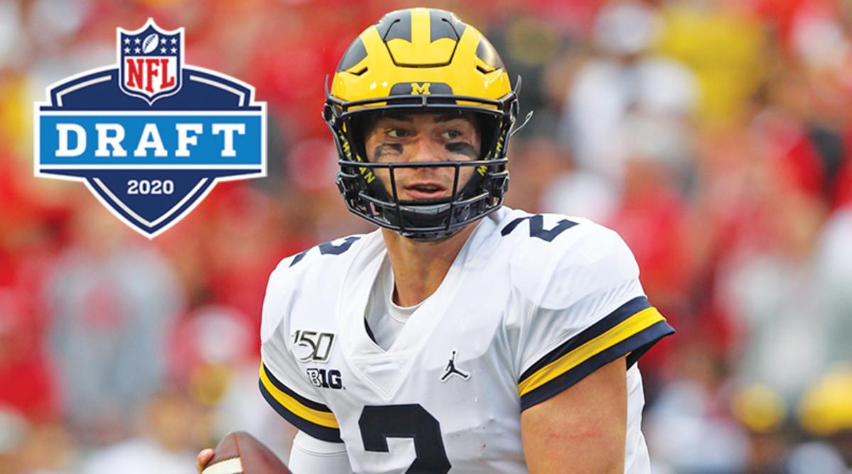 2020 NFL Draft Profile: Shea Patterson