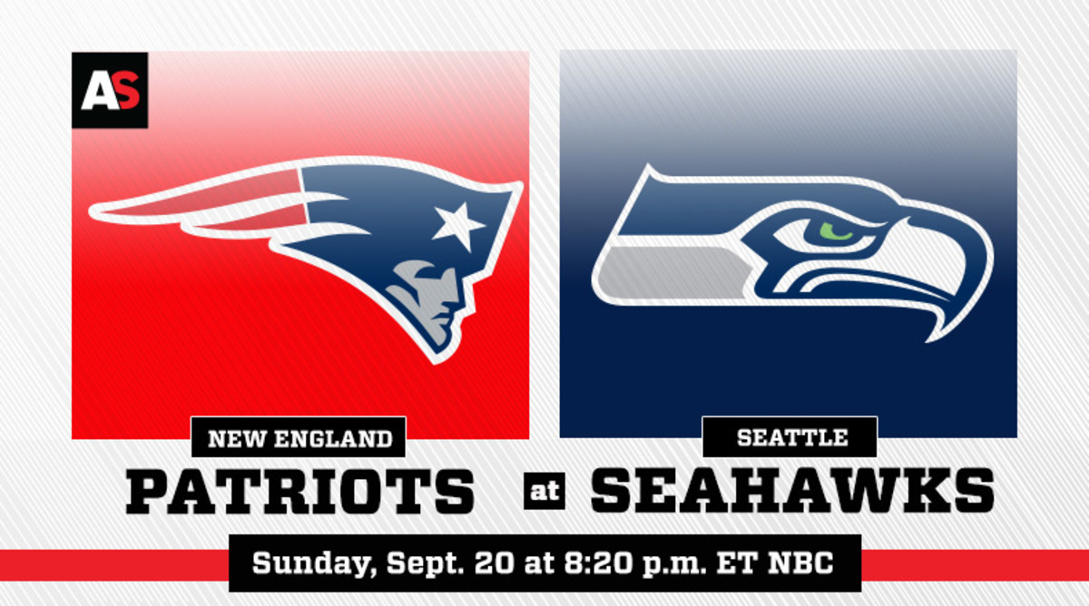 Sunday Night Football: New England Patriots vs. Seattle Seahawks Prediction and Preview
