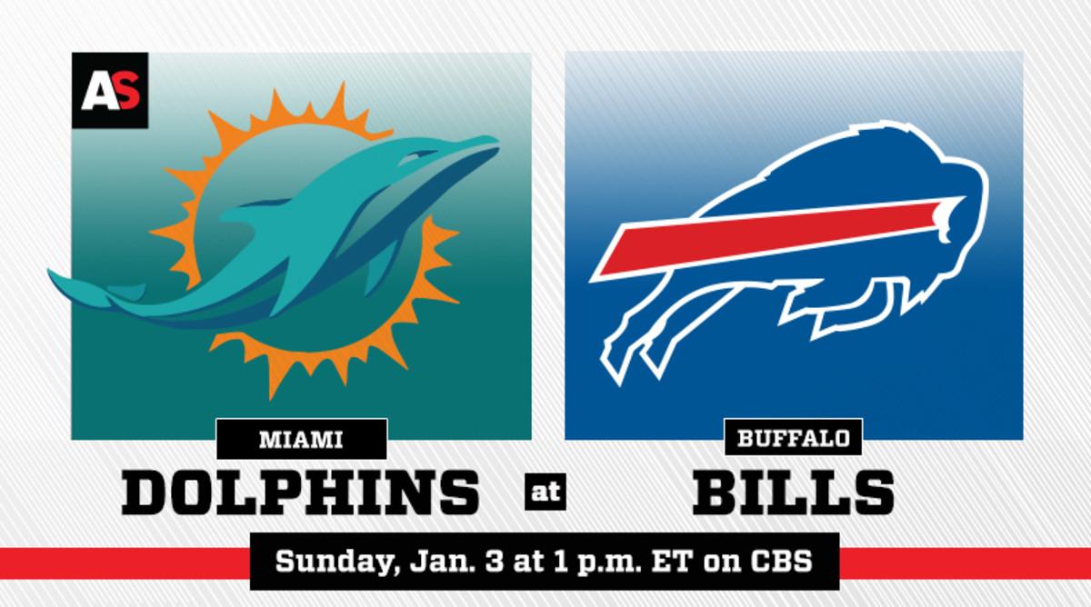 Miami Dolphins vs. Buffalo Bills Prediction and Preview