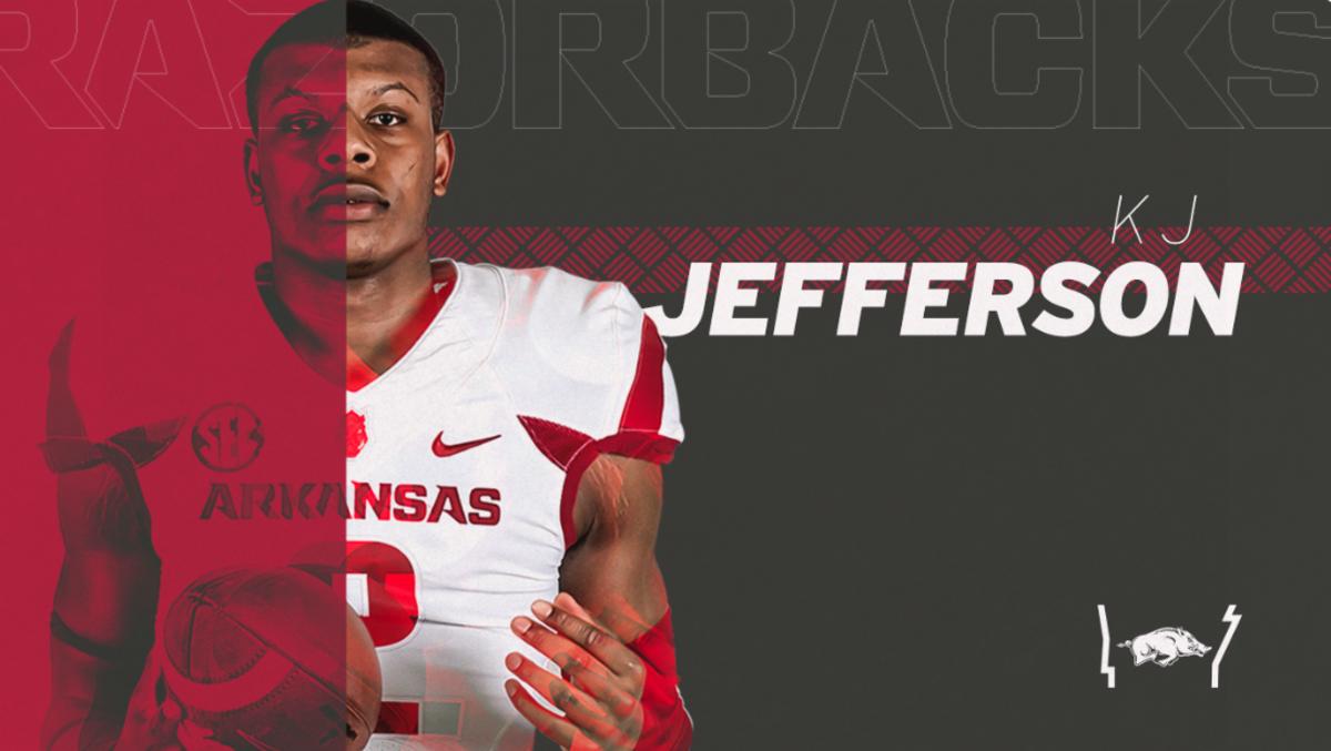 KJ Jefferson, Arkansas Razorbacks Football