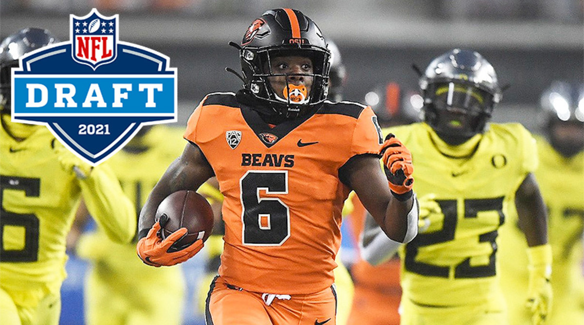 2021 NFL Draft Profile: Jermar Jefferson
