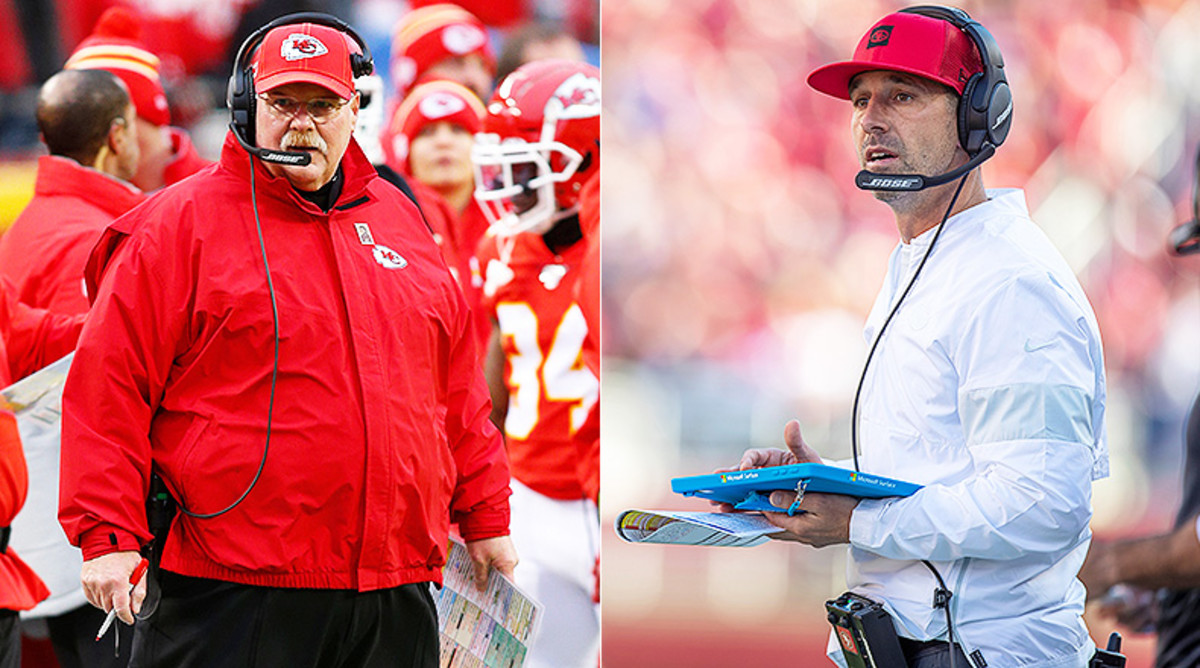 5 Largest Head Coach Age Differences in Super Bowl History