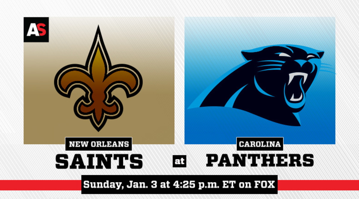 New Orleans Saints vs. Carolina Panthers Prediction and Preview