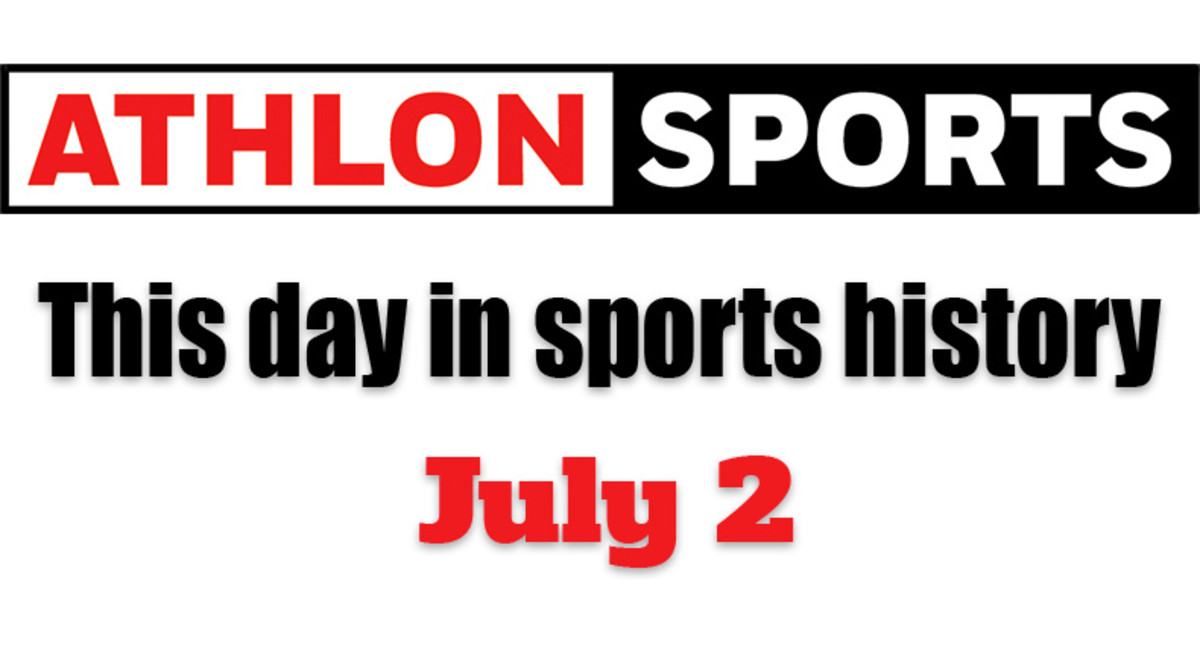 This Day in Sports History: July 2