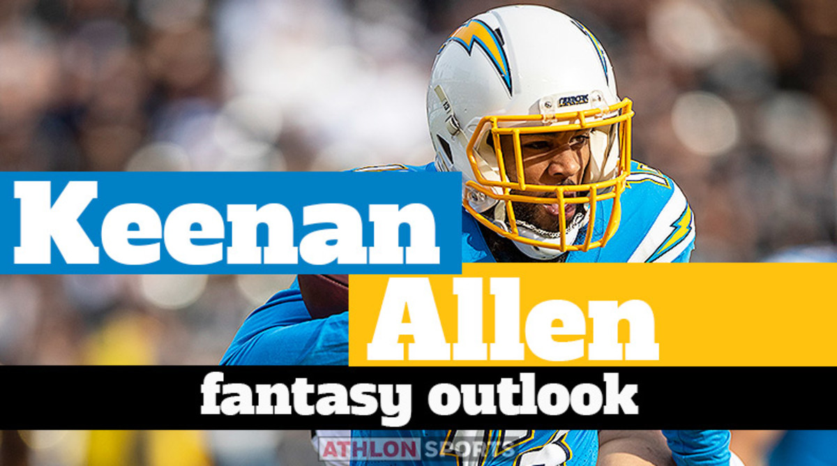 Keenan Allen: Fantasy Outlook 2020