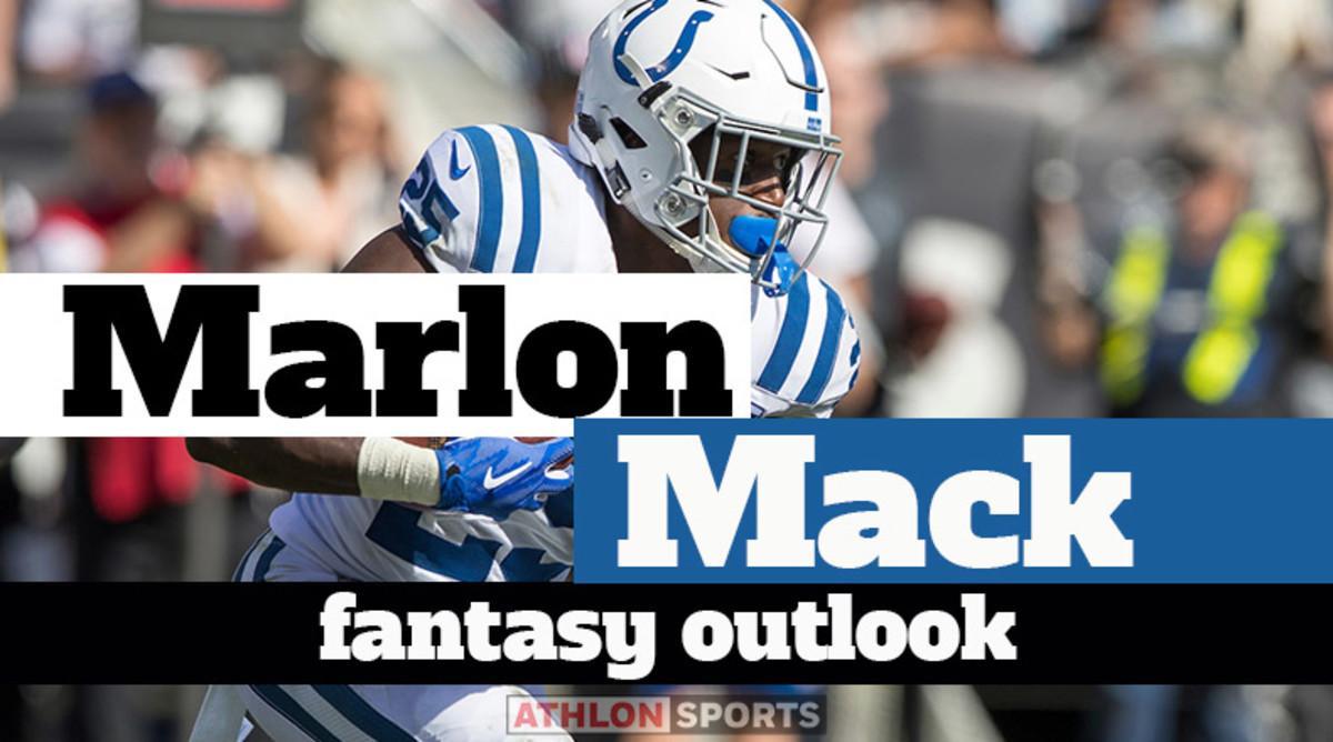 Marlon Mack: Fantasy Outlook 2019