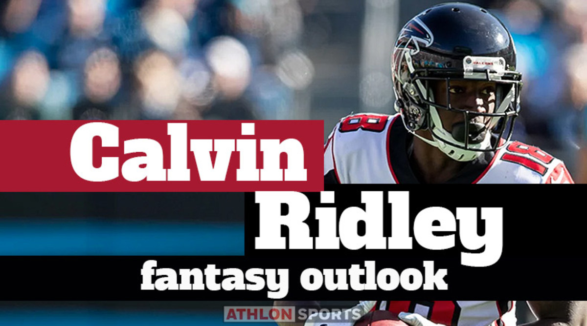 Calvin Ridley: Fantasy Outlook 2020