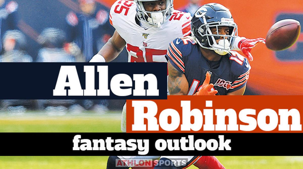 Allen Robinson: Fantasy Outlook 2020