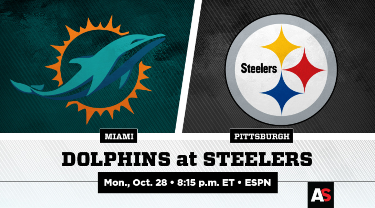 Monday Night Football: Miami Dolphins vs. Pittsburgh Steelers Prediction and Preview
