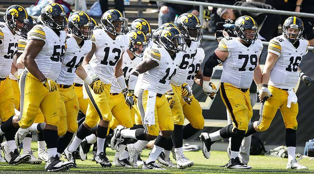 Iowa Football: Ranking the Toughest Games on the Hawkeyes' Schedule