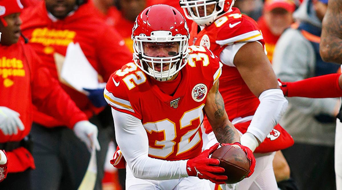Defense/Special Teams Rankings Week 8: Kansas City Chiefs/Tyrann Mathieu