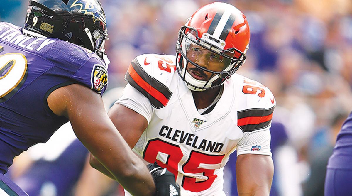 Defense/Special Teams Rankings Week 16: Myles Garrett/Cleveland Browns