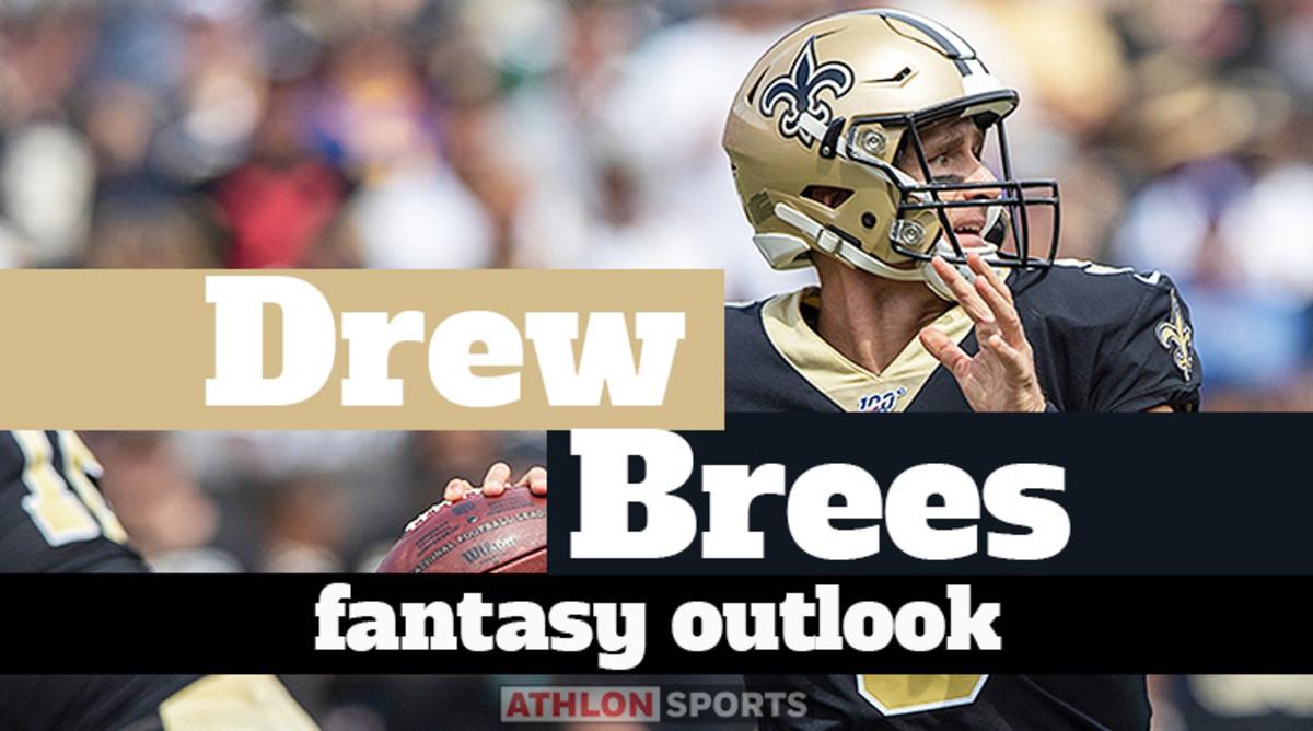 Drew Brees: Fantasy Outlook 2020