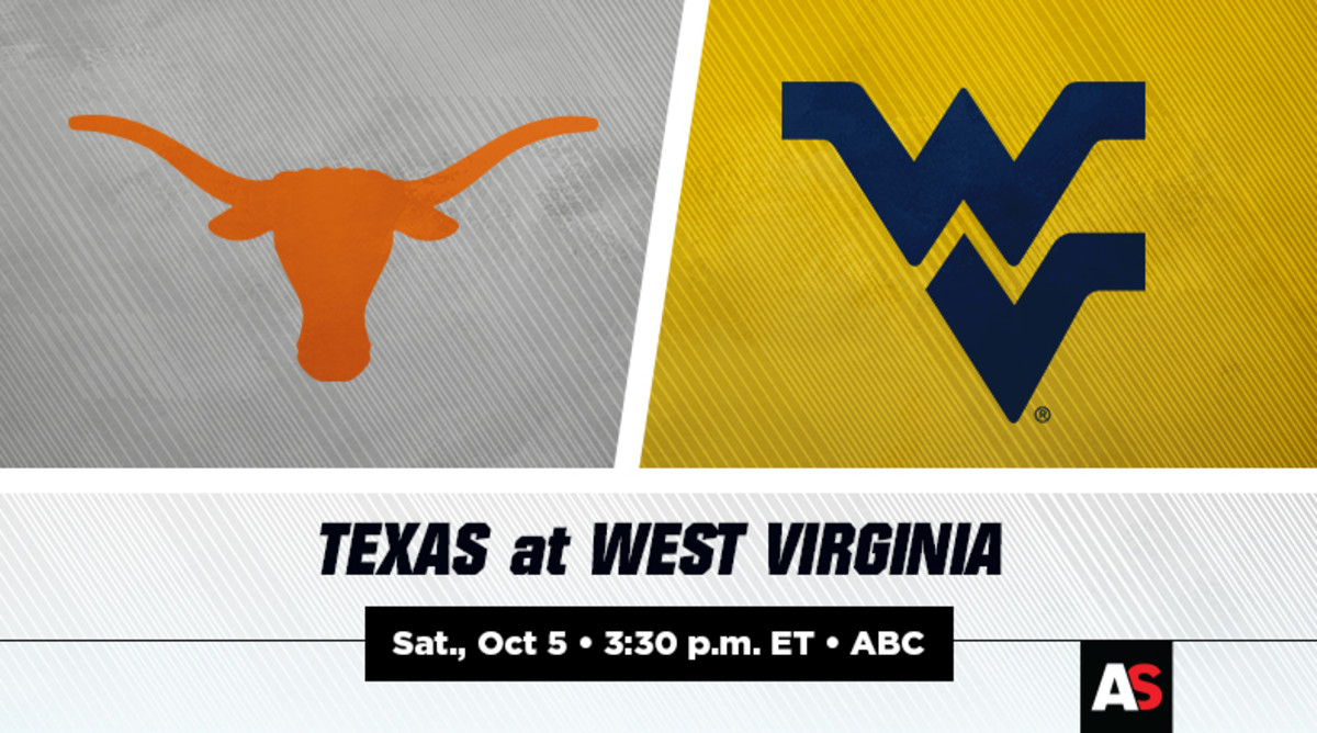 Texas vs. West Virginia Football Prediction and Preview