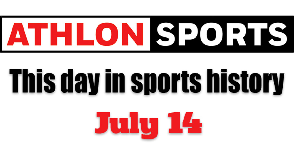 This Day in Sports History: July 14