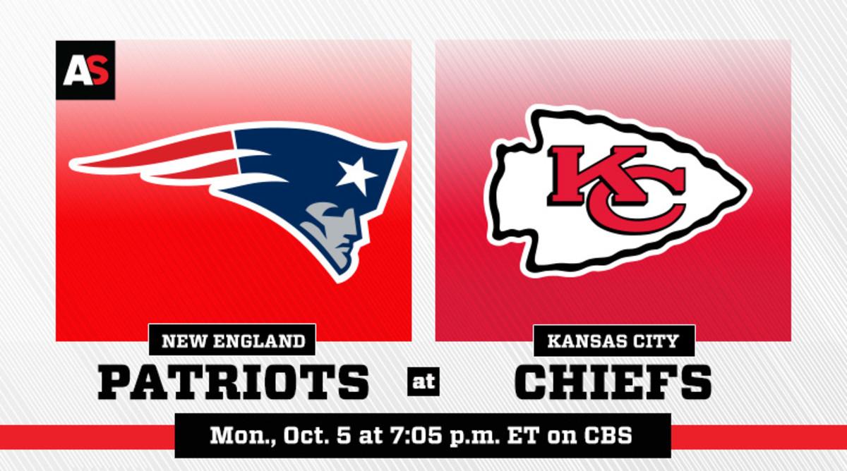 New England Patriots vs. Kansas City Chiefs Prediction and Preview