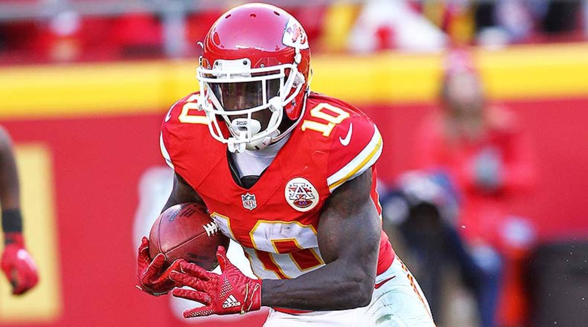 NFL Injury Report: Tyreek Hill