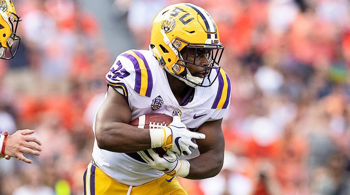 Clyde Edwards-Helaire, LSU Tigers Football
