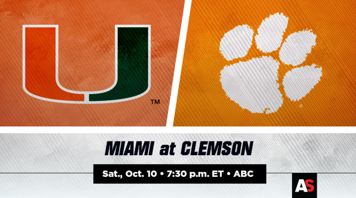Miami vs. Clemson Football Prediction and Preview