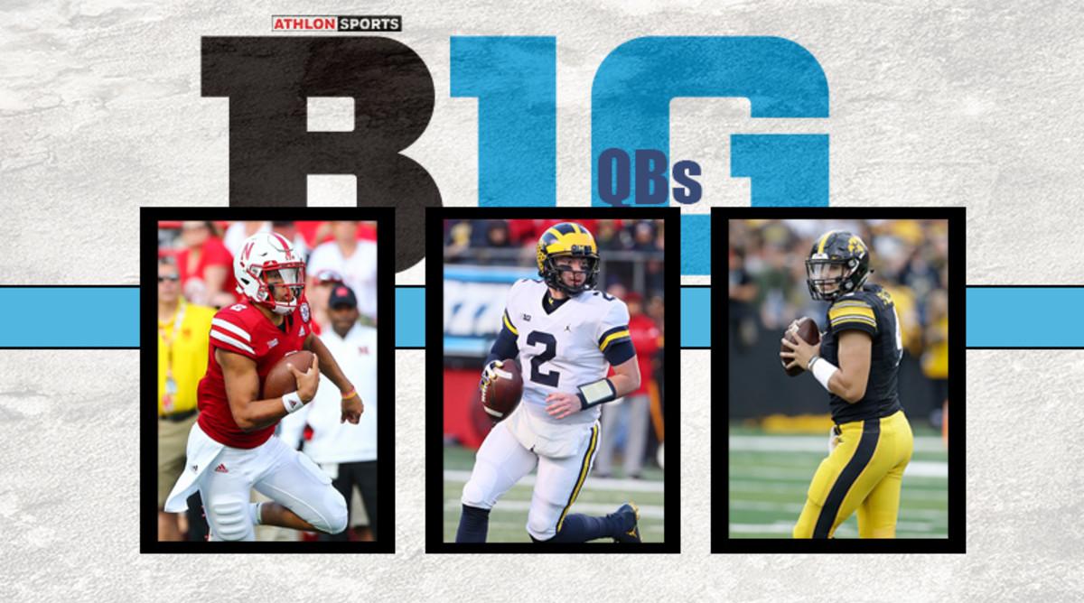 Big Ten Quarterback Rankings for 2019