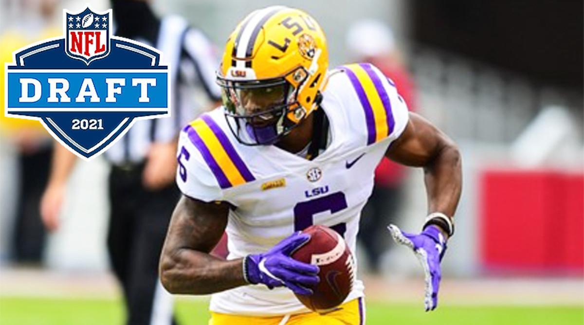 2021 NFL Draft Profile: Terrace Marshall Jr.