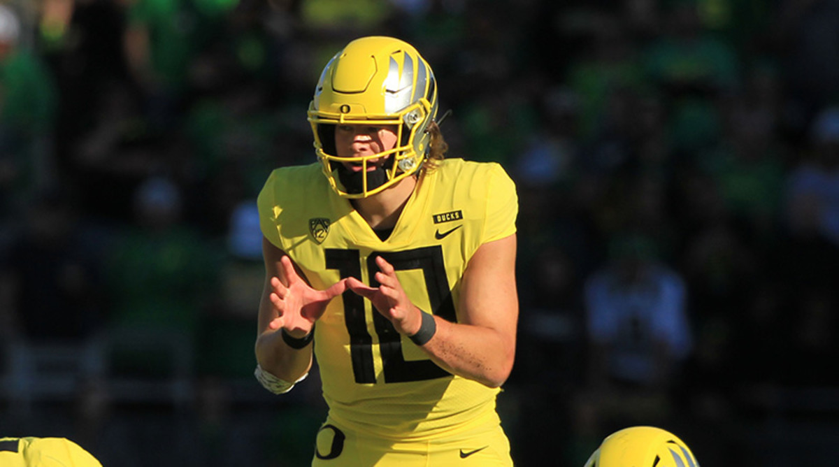 College Football Podcast: Justin Herbert