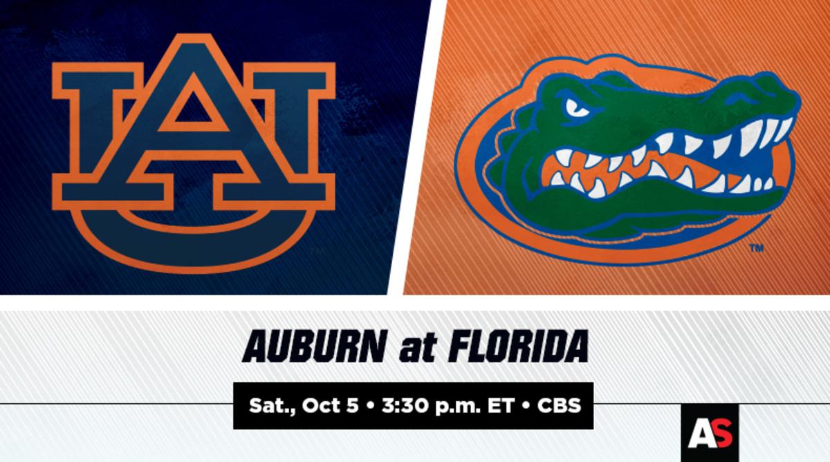 Auburn vs. Florida Prediction and Preview