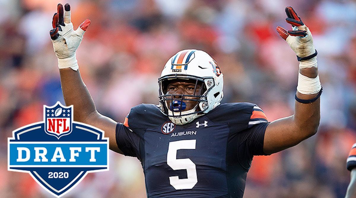 2020 NFL Draft Profile: Derrick Brown