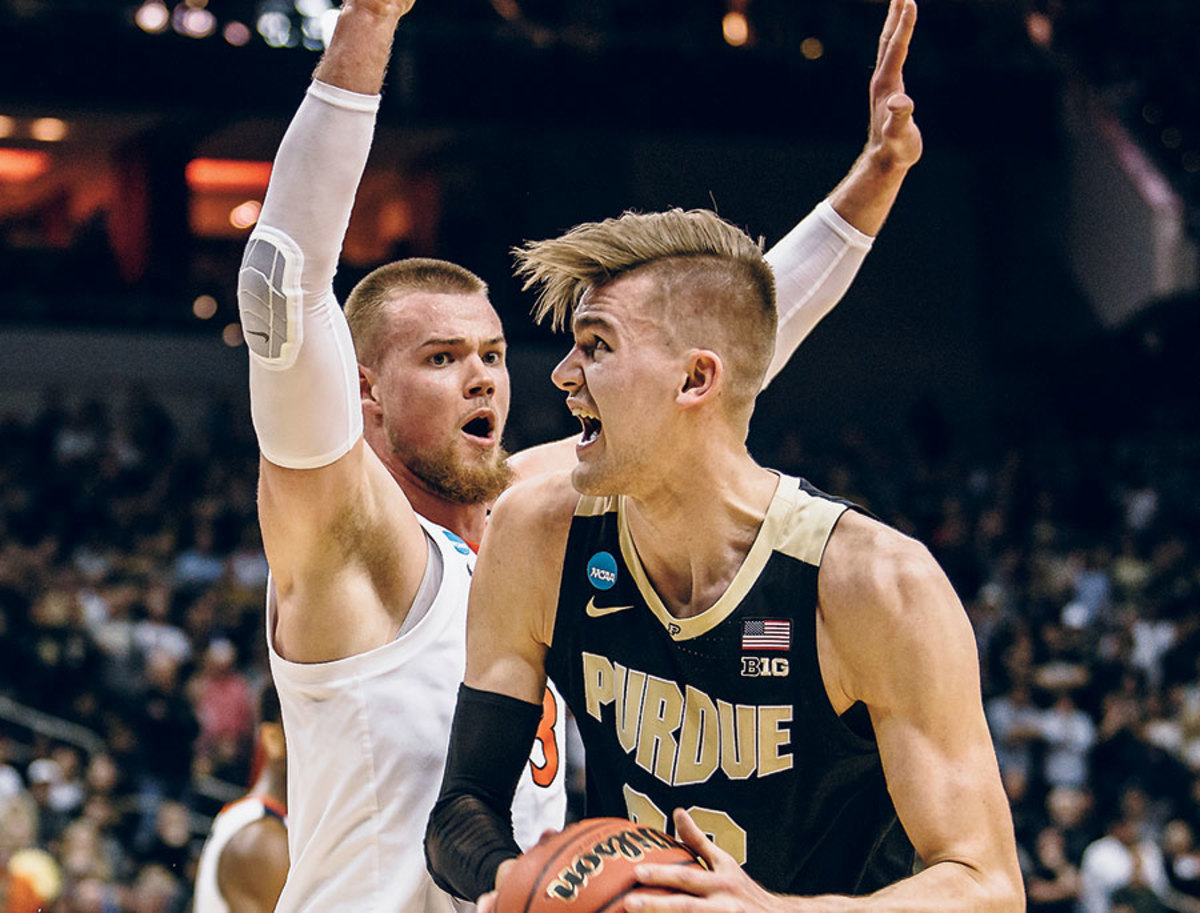 Purdue Boilermakers Basketball: Matt Haarms