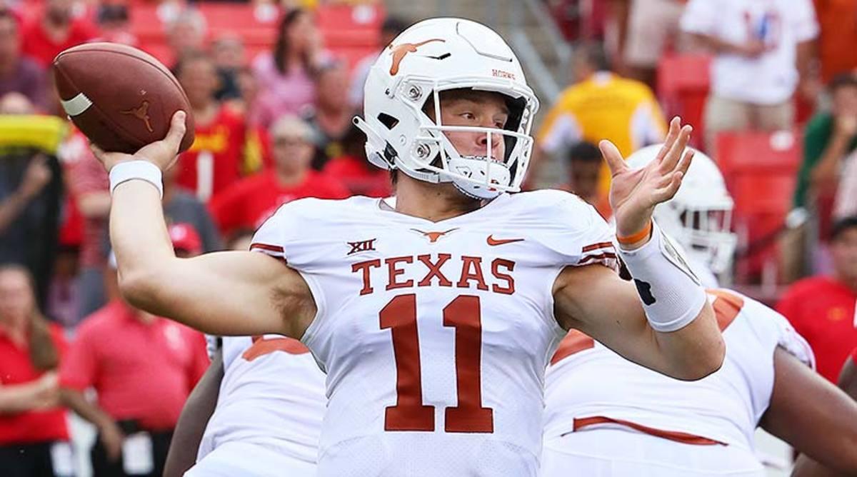 Kansas vs. Texas Football Prediction and Preview