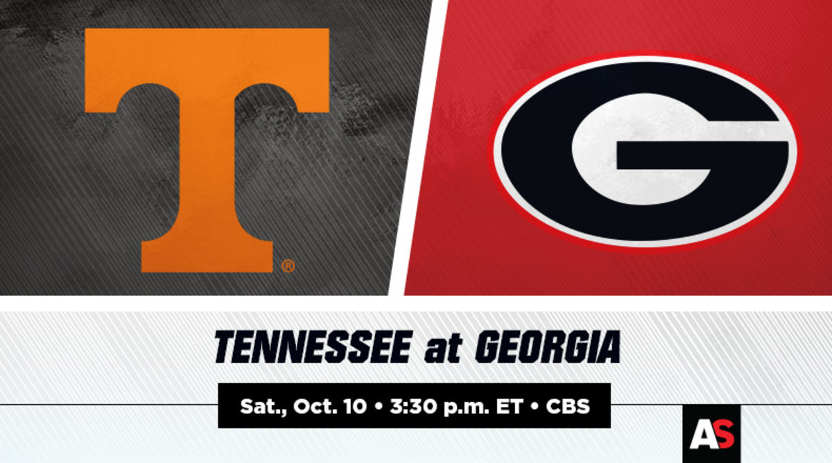 Tennessee (UT) vs. Georgia (UGA) Football Prediction and Preview