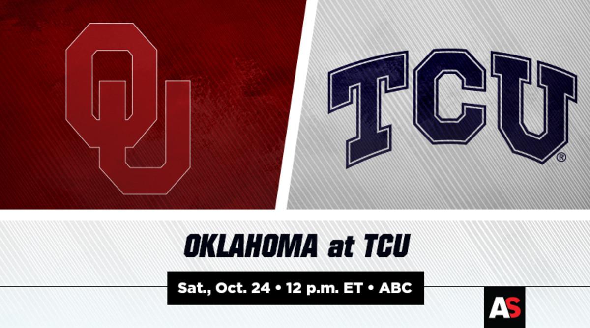 Oklahoma (OU) vs. TCU Football Prediction and Preview