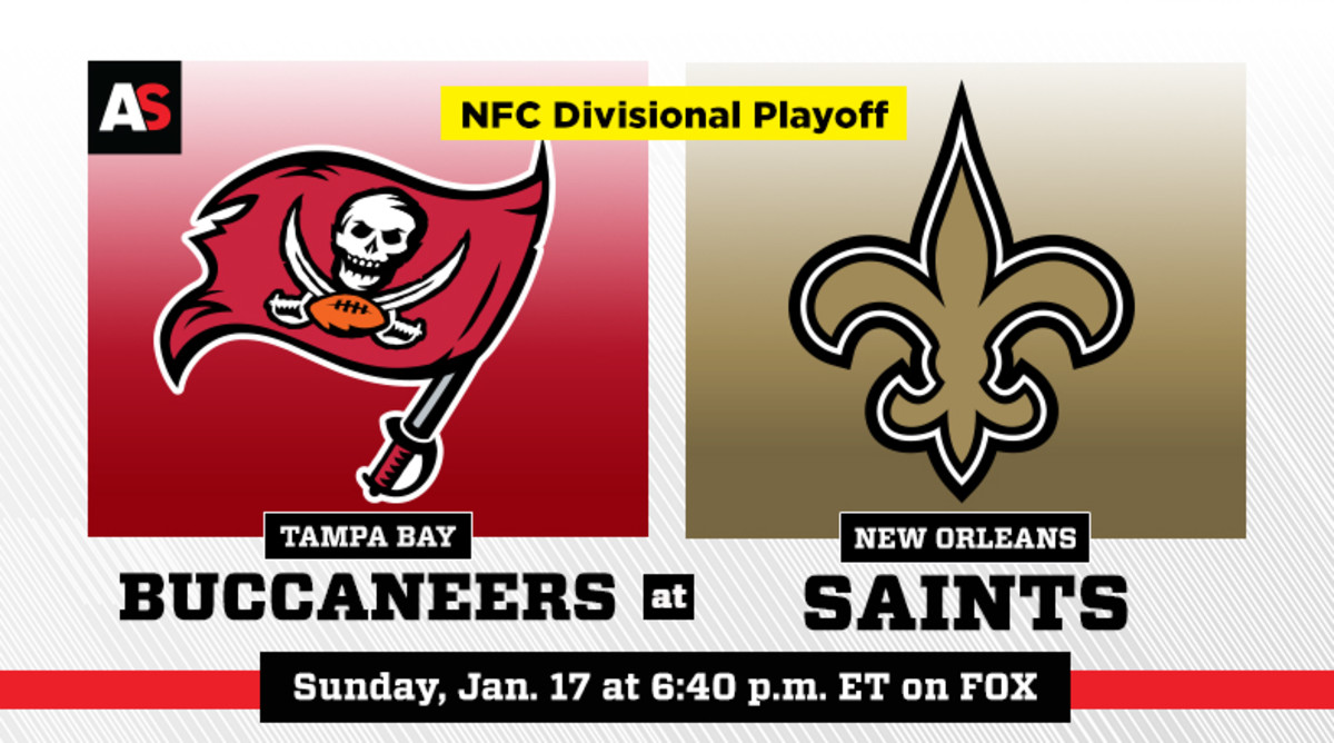 NFC Divisional Playoff Prediction and Preview: Tampa Bay Buccaneers vs. New Orleans Saints