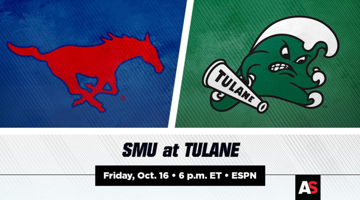 SMU vs. Tulane Football Prediction and Preview