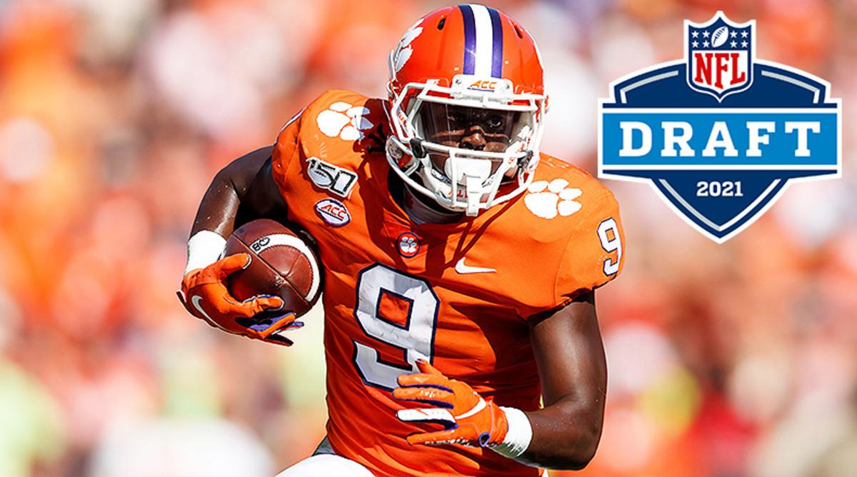 2021 NFL Draft Profile: Travis Etienne
