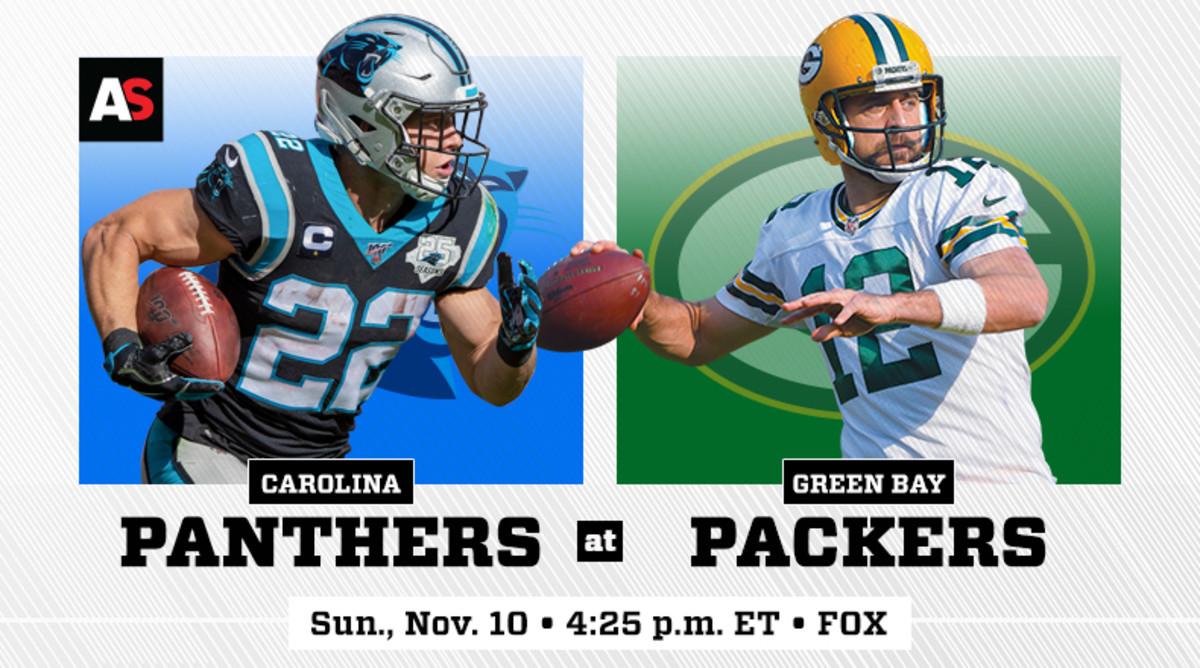Carolina Panthers vs. Green Bay Packers Prediction and Preview