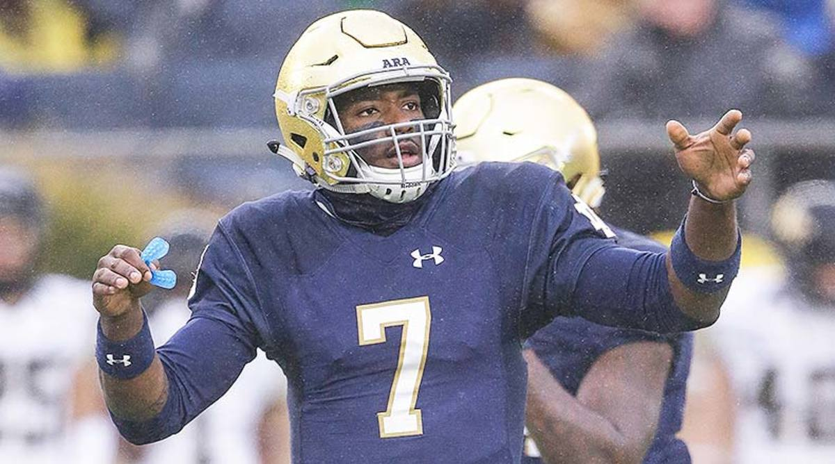 UCF Football: 4 Reasons Why the Knights' Offense is in Good Hands with Brandon Wimbush