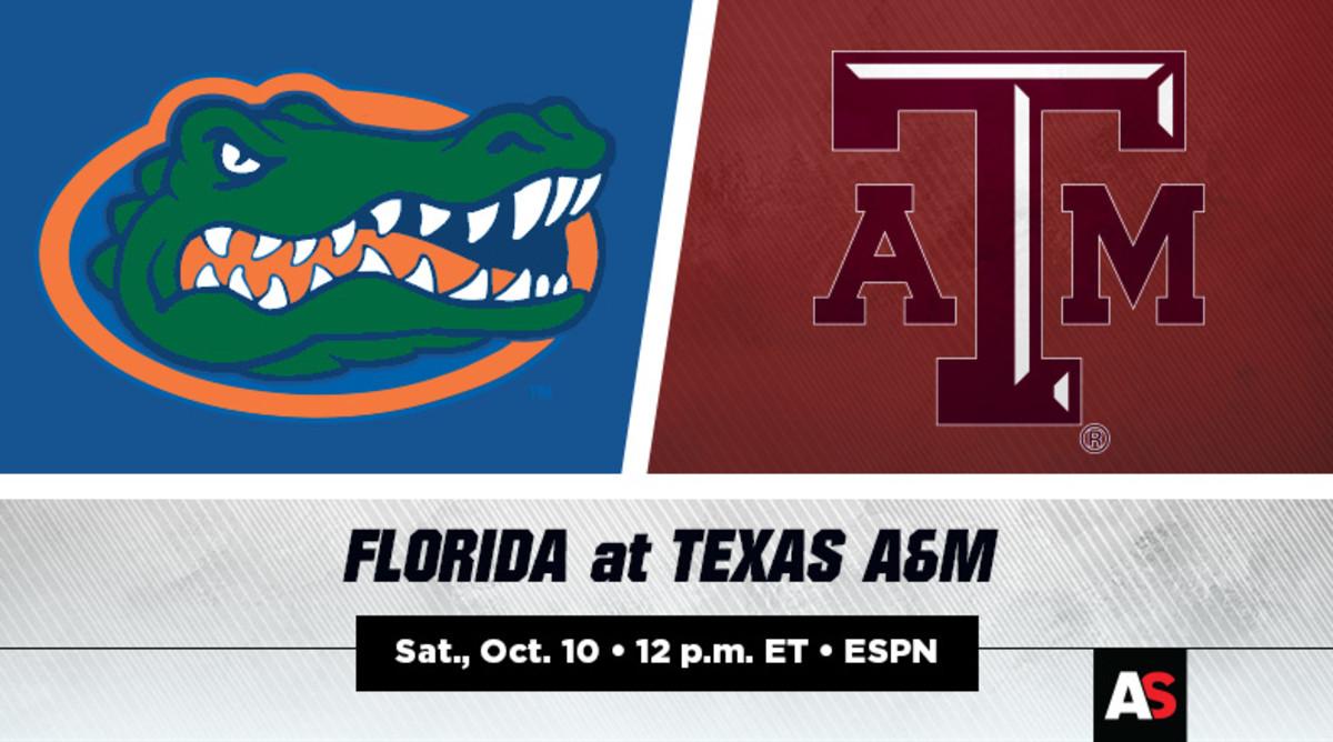 Florida vs. Texas A&M Football Prediction and Preview