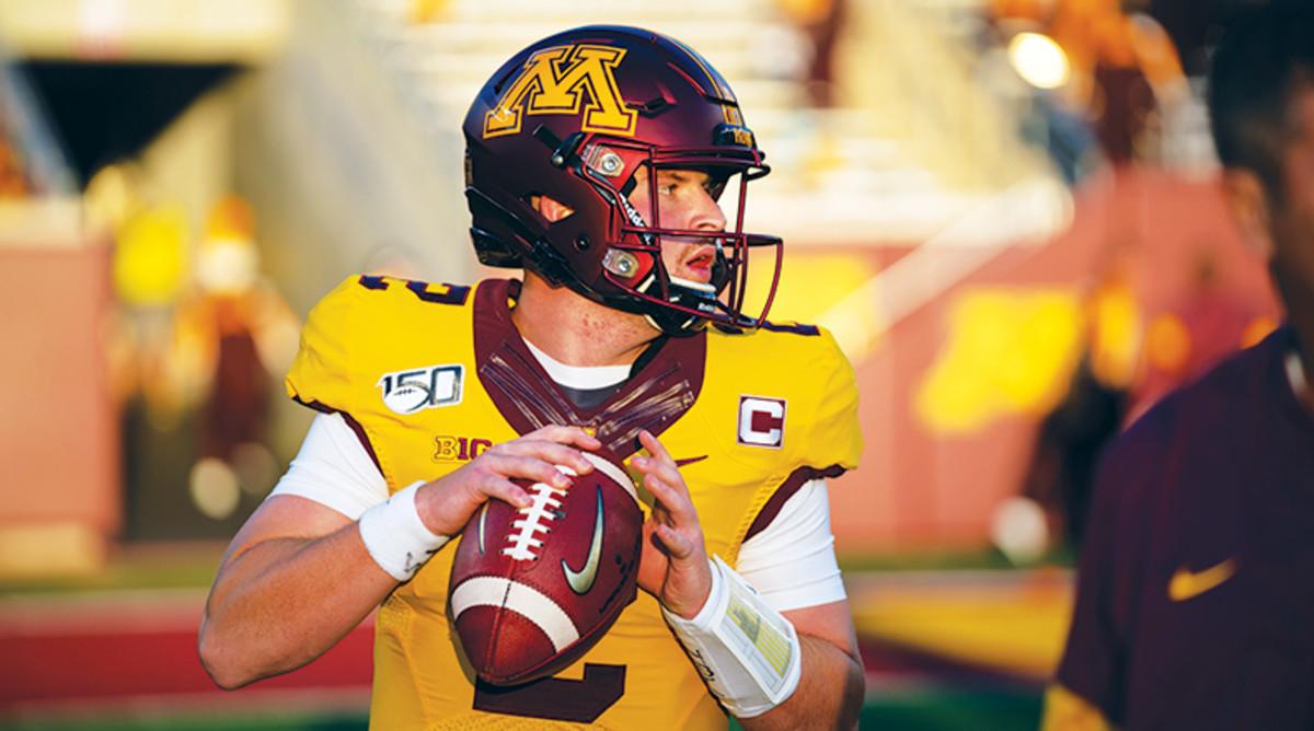 Tanner Morgan, Minnesota Golden Gophers Football