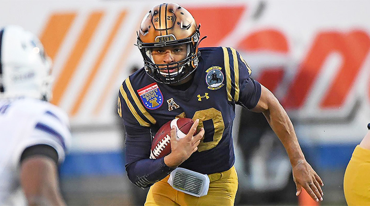 Army, Navy, Air Force Players Who Deserve a Shot in the NFL
